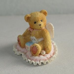Cherished Teddies Little Bundle of Joy Baby Girl